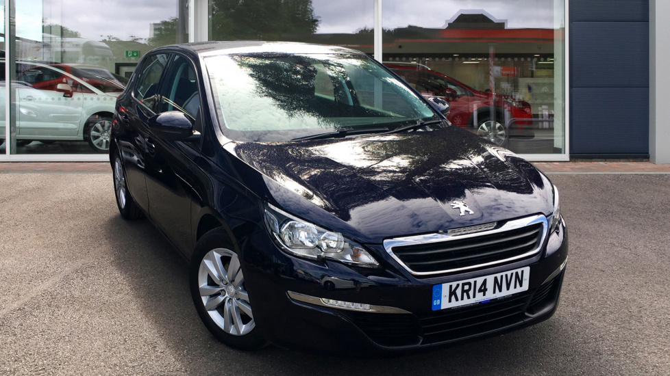 Used Peugeot 308 Hatchback 1.6 e-HDi Active (s/s) 5dr