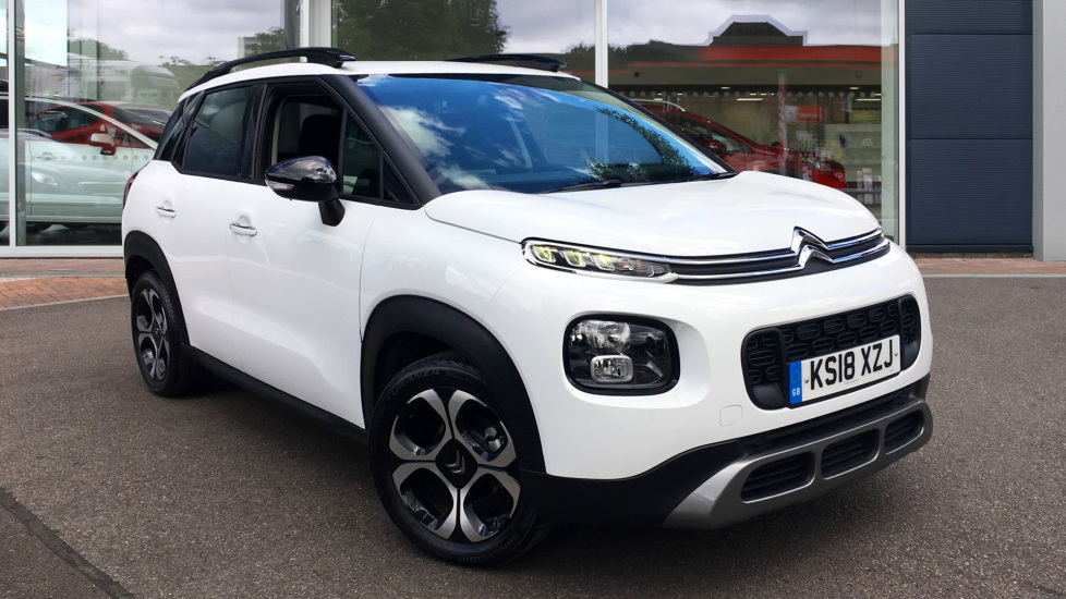 Used Citroen C3 AIRCROSS SUV 1.6 BlueHDi Flair 5dr