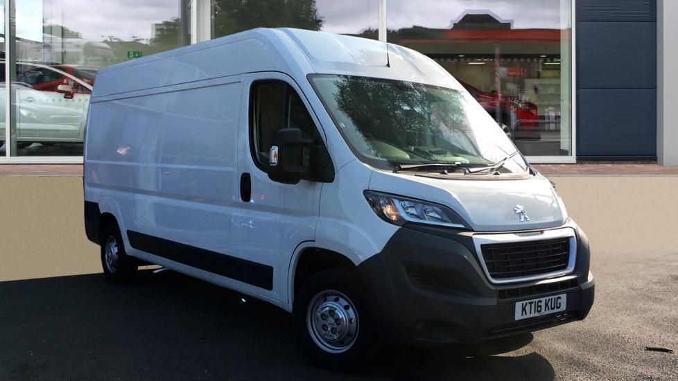 Used Peugeot BOXER Panel Van 2.0 BlueHDi (EU6) 335 L3 H2 5dr