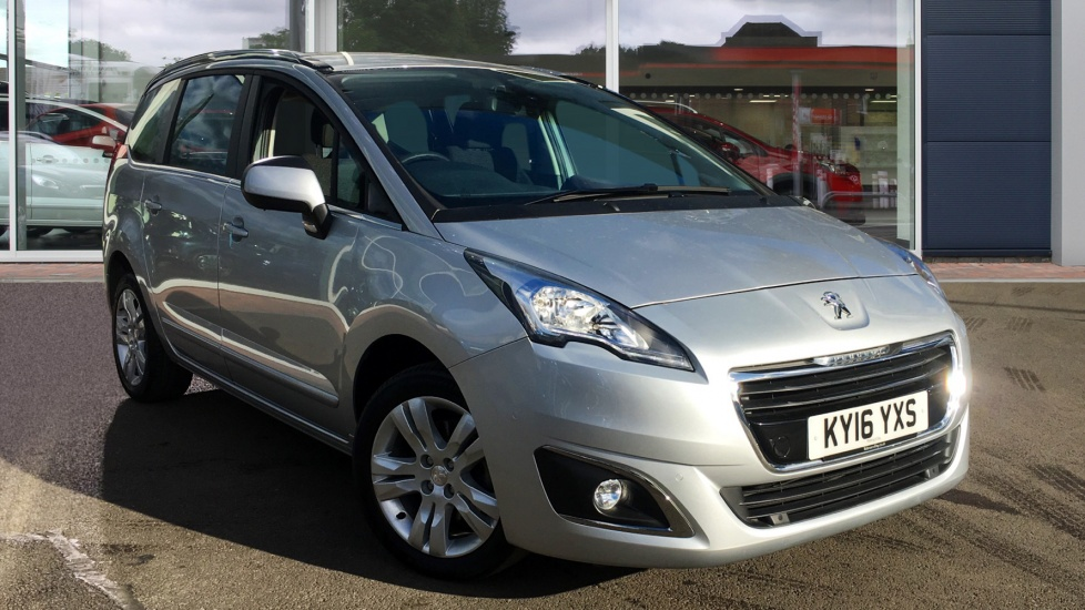 Used Peugeot 5008 MPV 1.6 BlueHDi Active EAT6 5dr (start/stop)