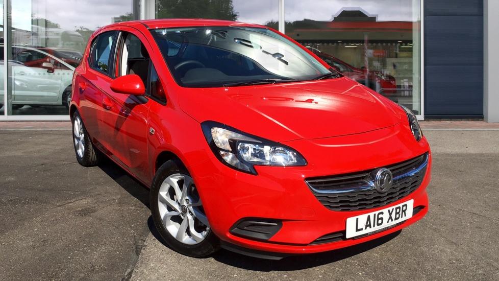 Used Vauxhall CORSA Hatchback 1.4 i ecoFLEX Sting 5dr