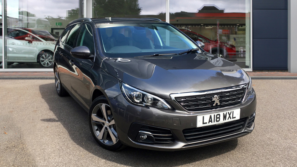 Used Peugeot 308 SW Estate 1.2 PureTech GPF Allure EAT (s/s) 5dr