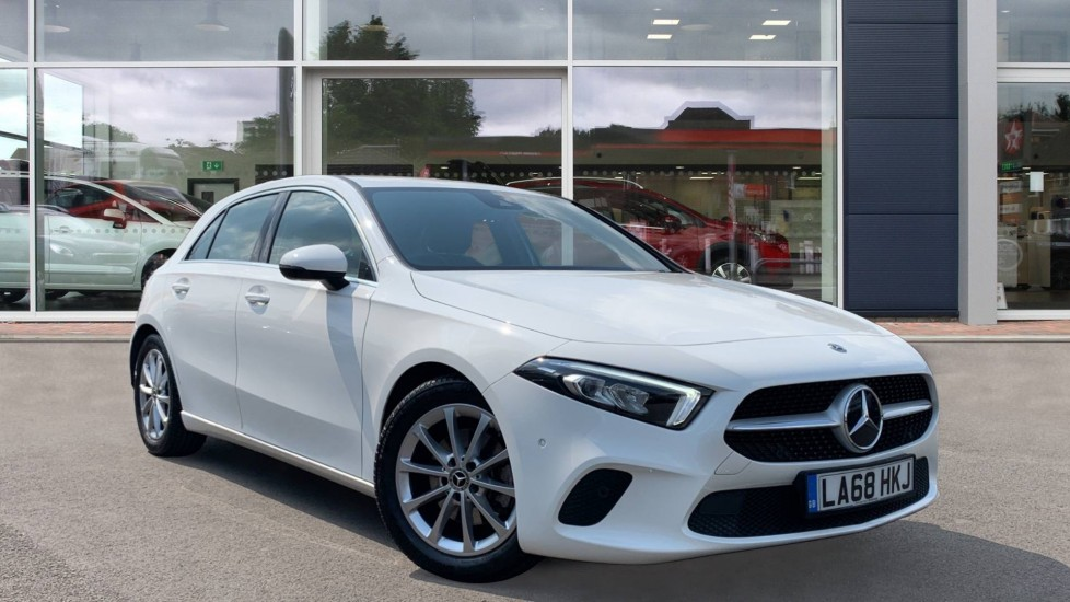 Used Mercedes-benz A Class Hatchback 1.3 A200 Sport (Executive) 7G-DCT (s/s) 5dr