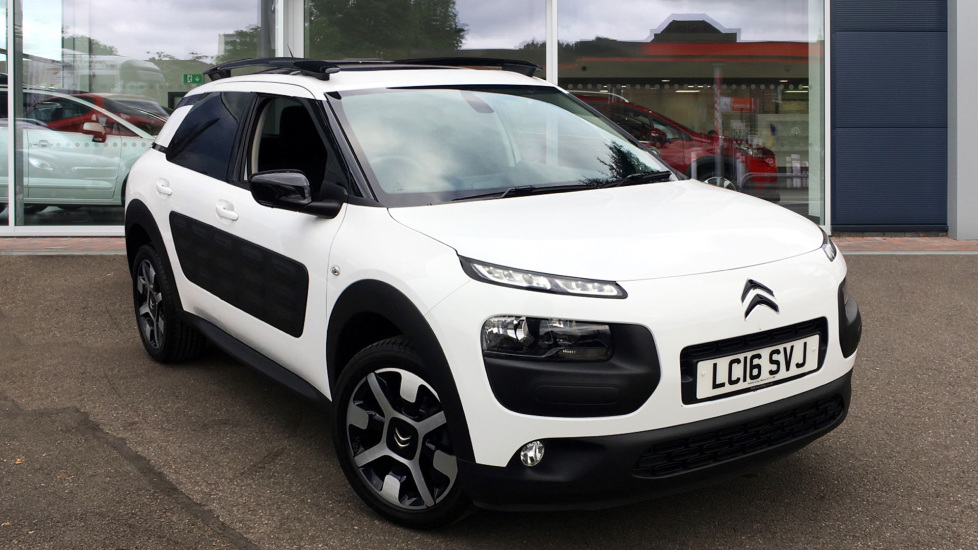Used Citroen C4 CACTUS Hatchback 1.2 PureTech Flair Edition 5dr