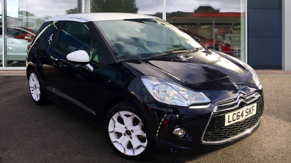 Used Citroen DS3 Hatchback 1.6 e-HDi DStyle Ice 3dr