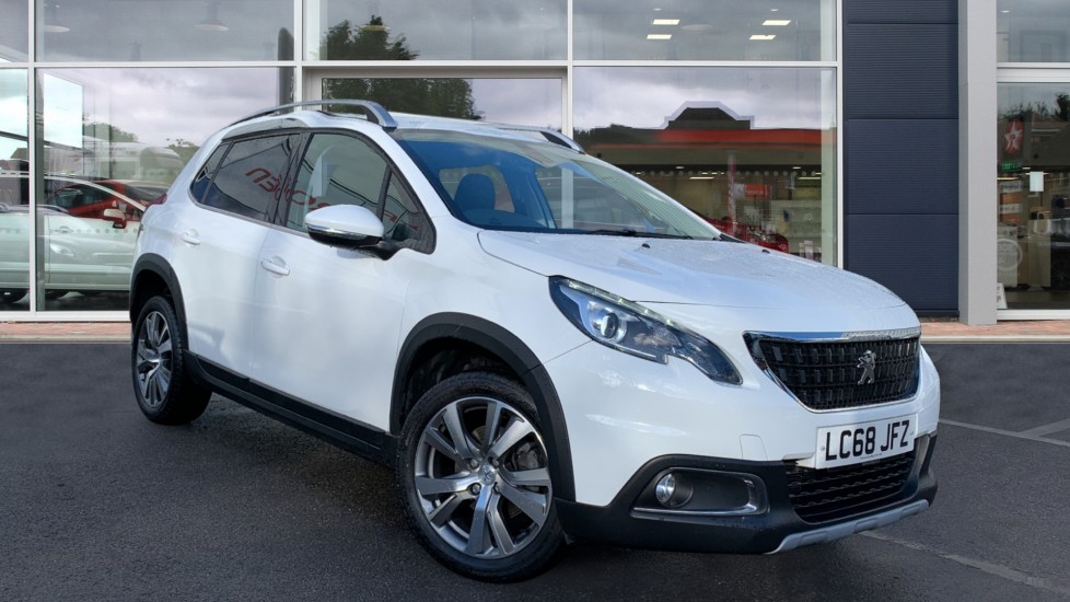 Used Peugeot 2008 SUV 1.5 BlueHDi Allure (s/s) 5dr