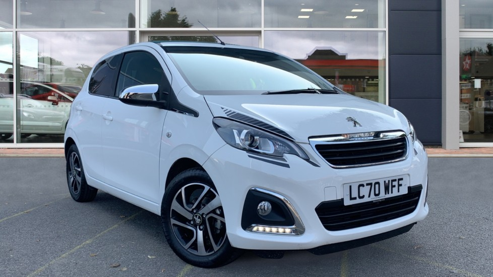Used Peugeot 108 Convertible 1.0 Collection Top! (s/s) 5dr