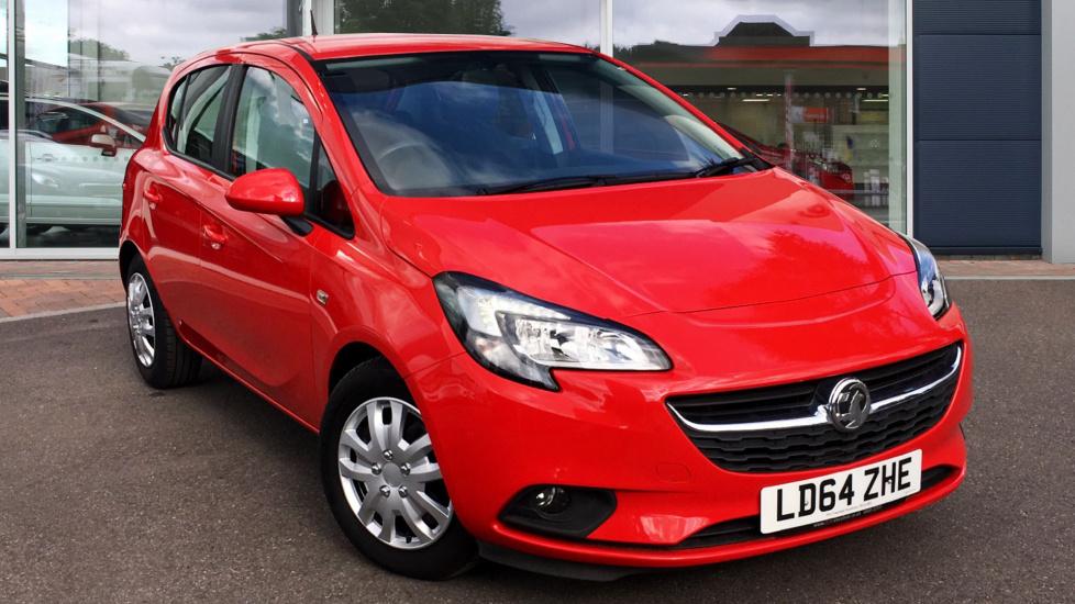 Used Vauxhall CORSA Hatchback 1.4 i Design 5dr