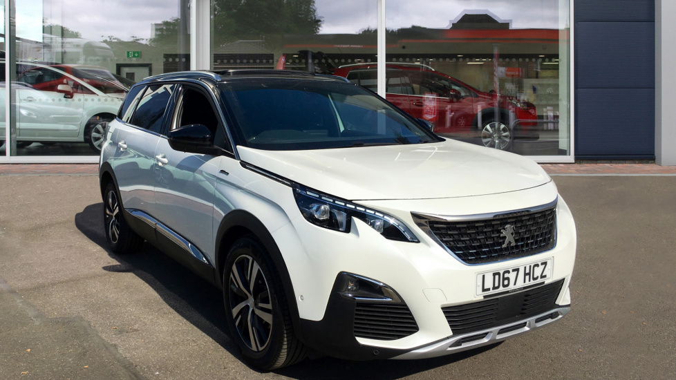 Used Peugeot 5008 SUV 1.6 BlueHDi GT Line EAT6 (s/s) 5dr