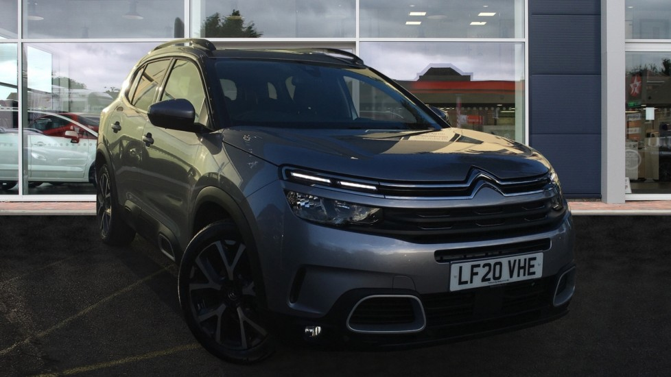 Used Citroen C5 Aircross SUV 1.2 PureTech Flair Plus EAT8 (s/s) 5dr