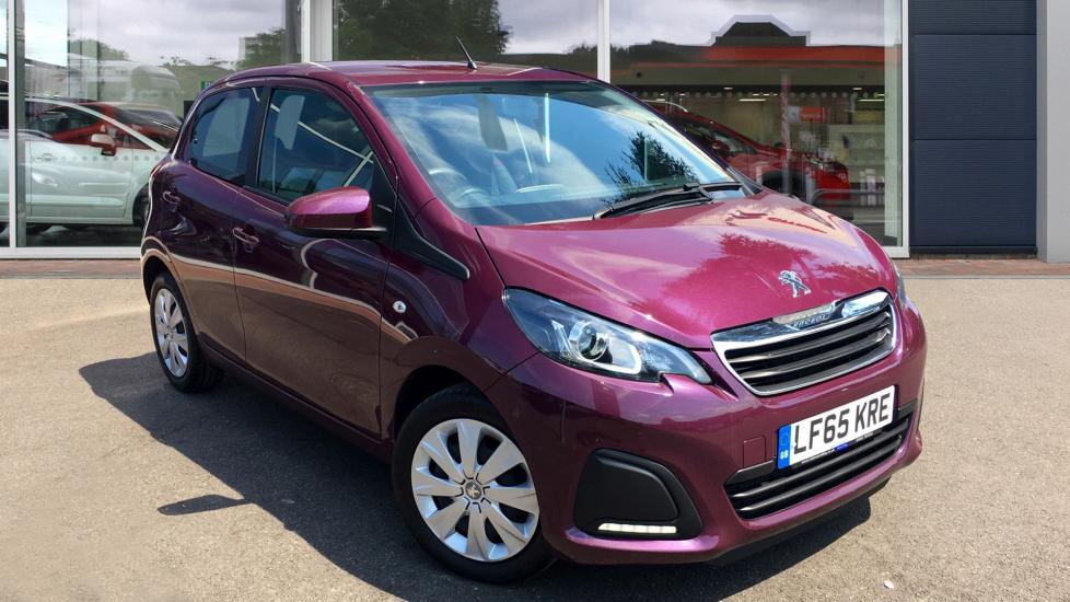 Used Peugeot 108 Hatchback 1.0 Active