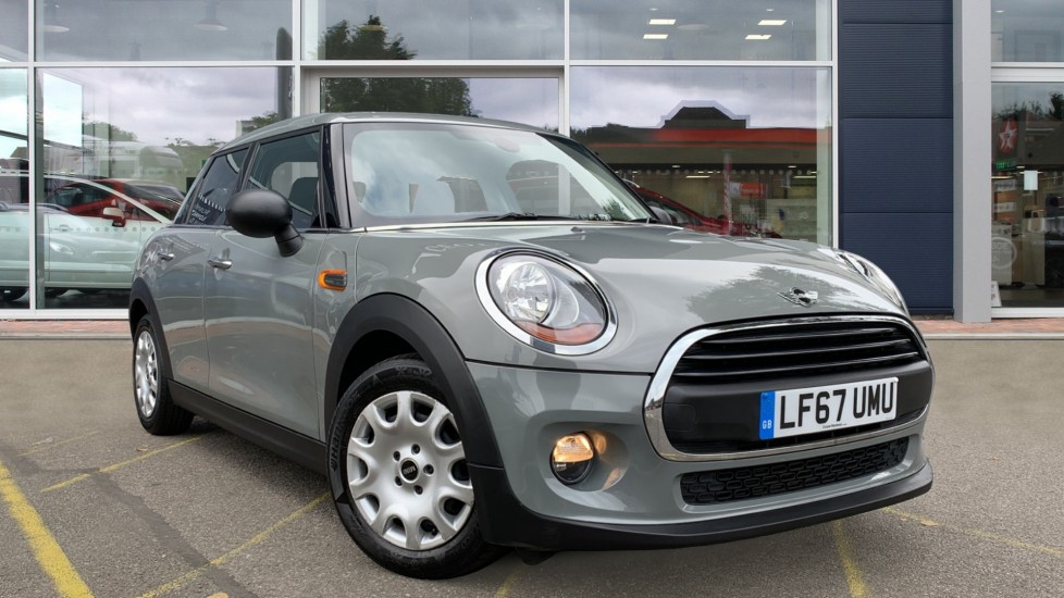 Used Mini Hatch Hatchback 1.2 One (s/s) 5dr