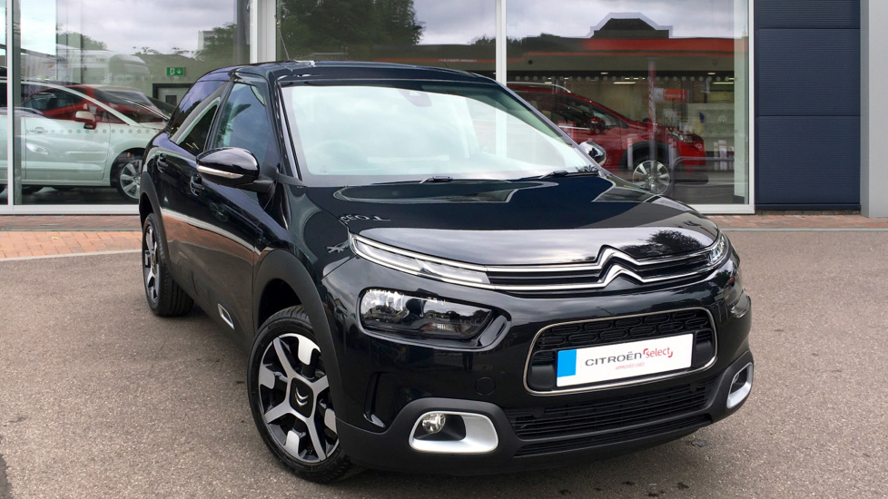 Used Citroen C4 CACTUS Hatchback 1.6 BlueHDi Flair (s/s) 5dr