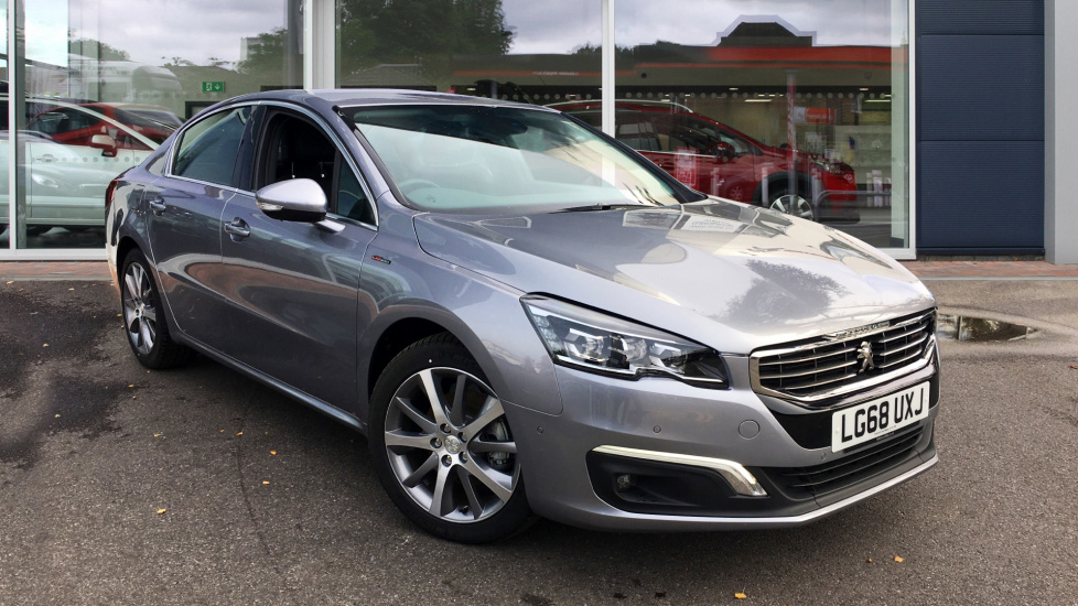 Used Peugeot 508 Saloon 2.0 BlueHDi GT Line 4dr