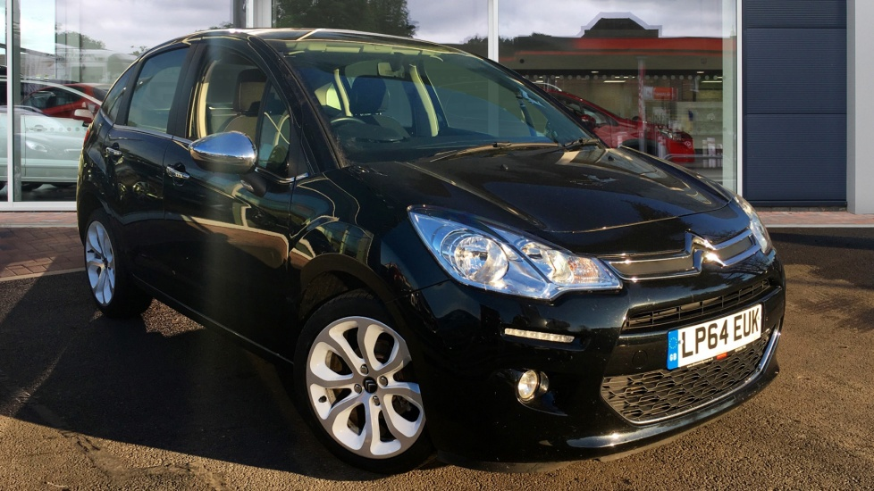 Used Citroen C3 Hatchback 1.6 e-HDi Airdream Selection 5dr