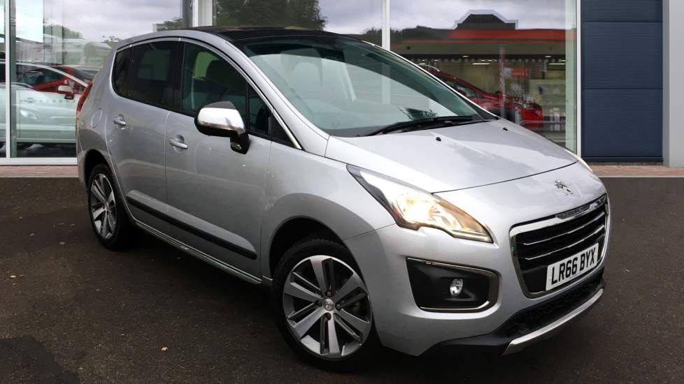 Used Peugeot 3008 SUV SUV 1.6 BlueHDi Allure 5dr (start/stop)