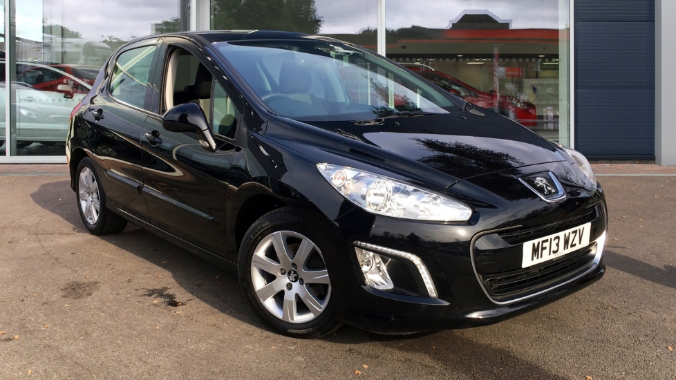 Used Peugeot 308 Hatchback 1.6 HDi Active 5dr