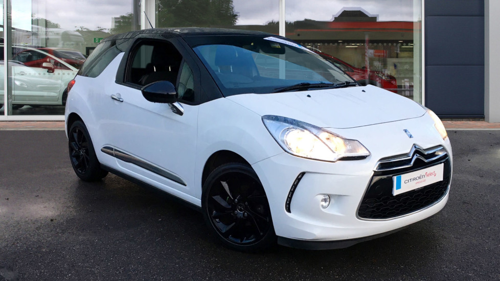 Used DS Automobiles DS 3 Hatchback 1.2 PureTech DStyle Nav (s/s) 3dr