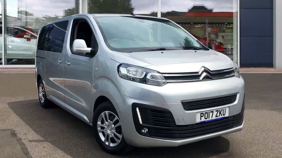 Used Citroen SPACETOURER MPV 1.6 BlueHDi Business M (s/s) 5dr