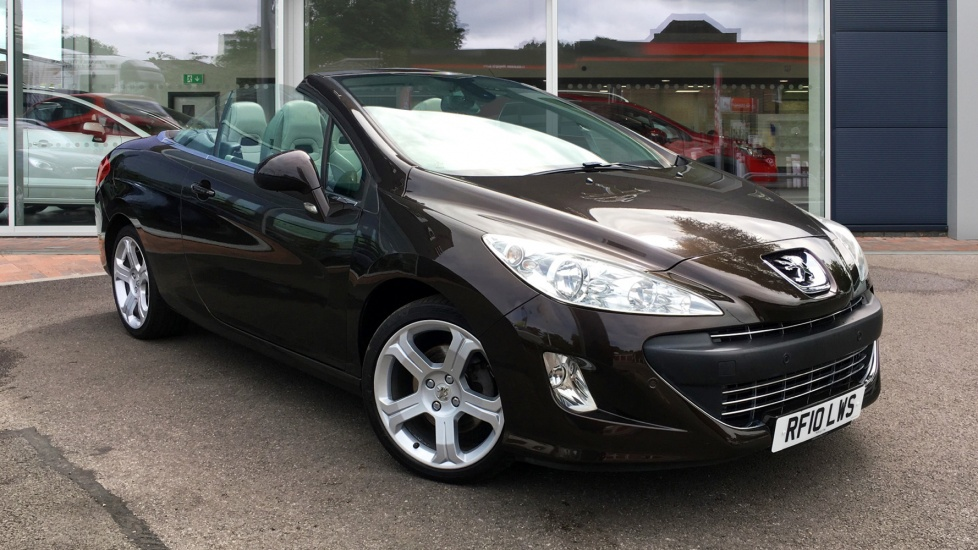 Used Peugeot 308 CC Convertible 2.0 HDi FAP GT 2dr