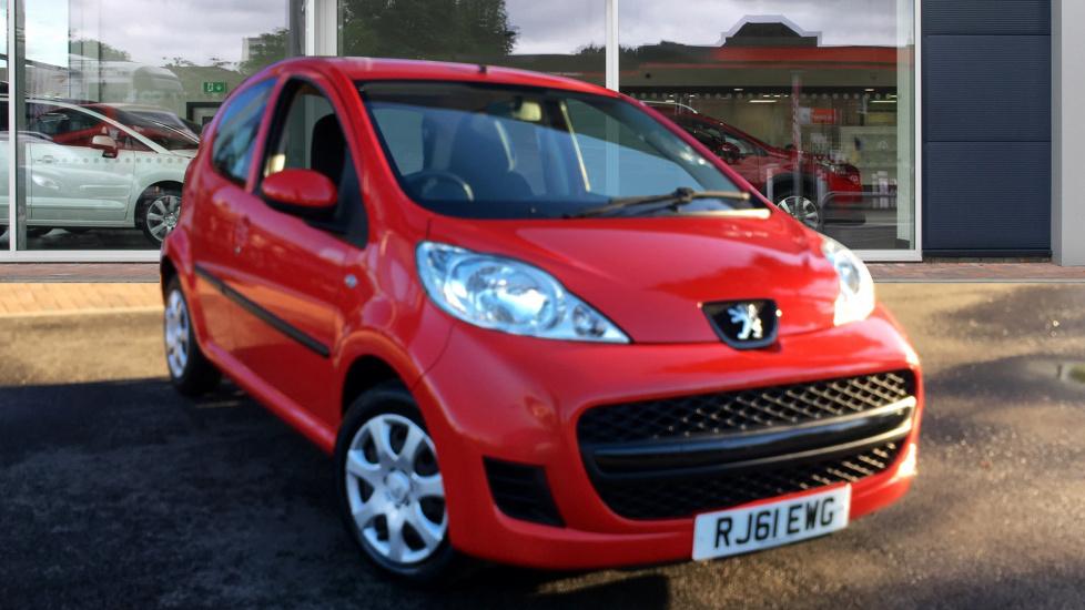 Used Peugeot 107 Hatchback 1.0 12v Urban 5dr