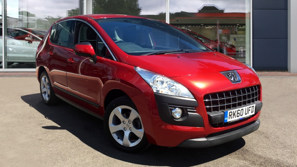 Used Peugeot 3008 SUV 1.6 HDi FAP Sport SUV EGC 5dr