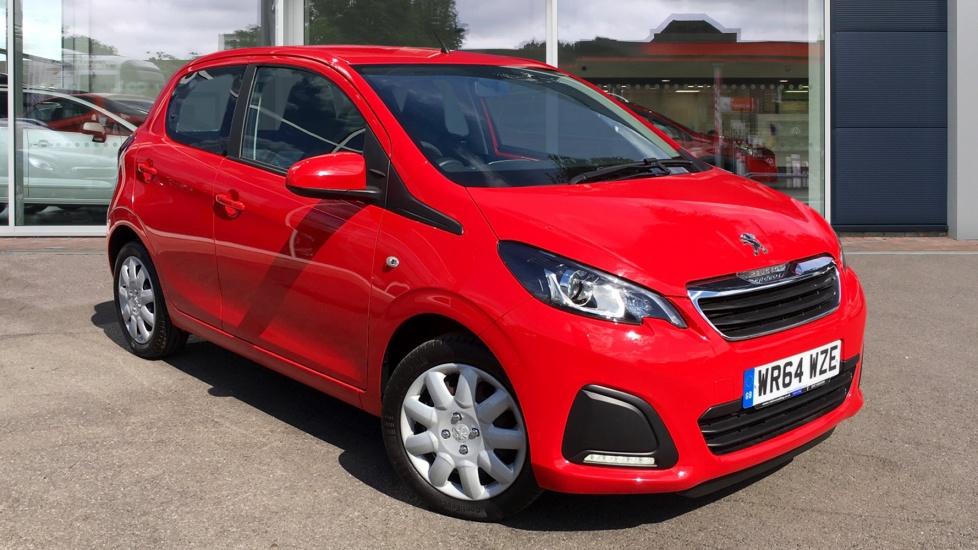 Used Peugeot 108 Hatchback 1.0 Active 5dr