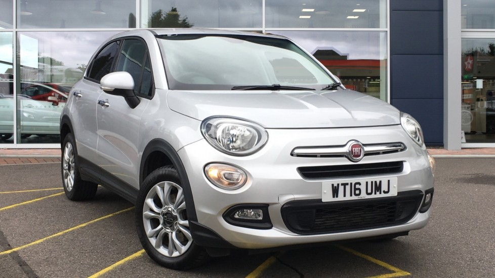 Used Fiat 500X SUV 1.4 MultiAir Pop Star DCT (s/s) 5dr