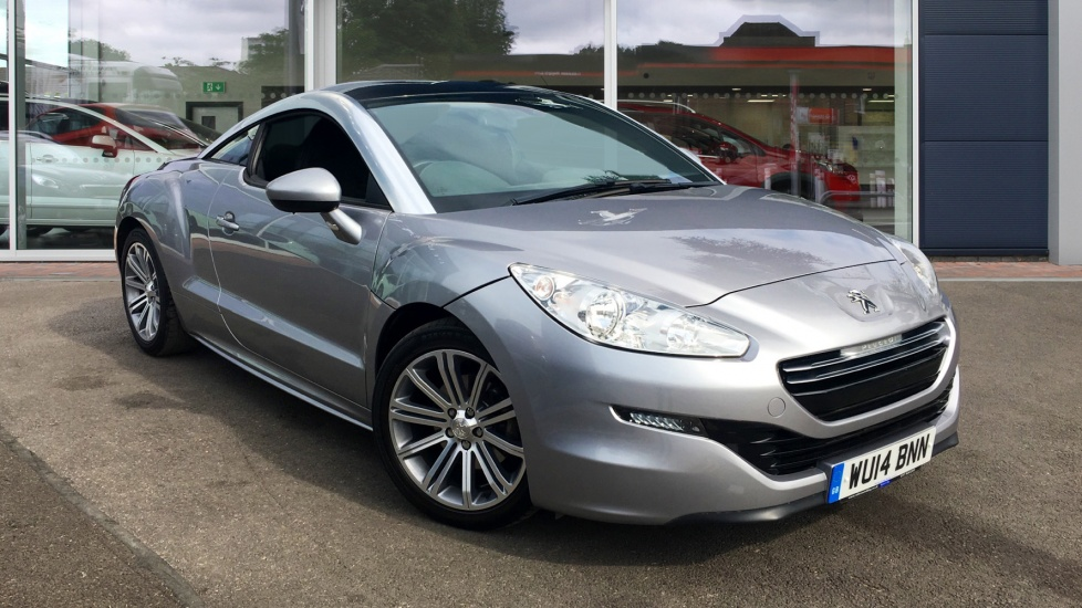 Used Peugeot RCZ Coupe 2.0 HDi Sport 2dr