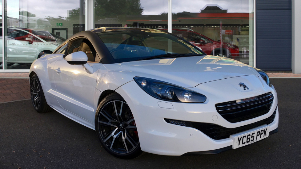 Used Peugeot RCZ Coupe 1.6 THP R 2dr