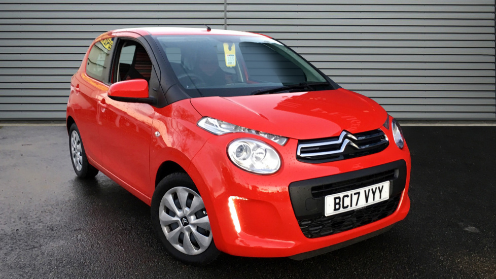 Used Citroen C1 Hatchback 1.2 PureTech Feel 5dr