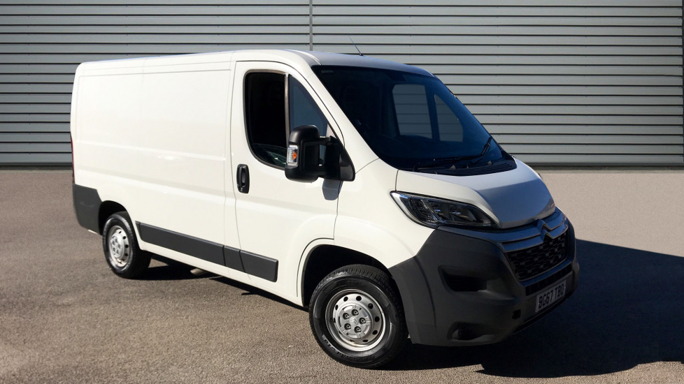 Used Citroen RELAY Panel Van 2.0 BlueHDi 33 L1H1 Panel Van 5dr (EU6)