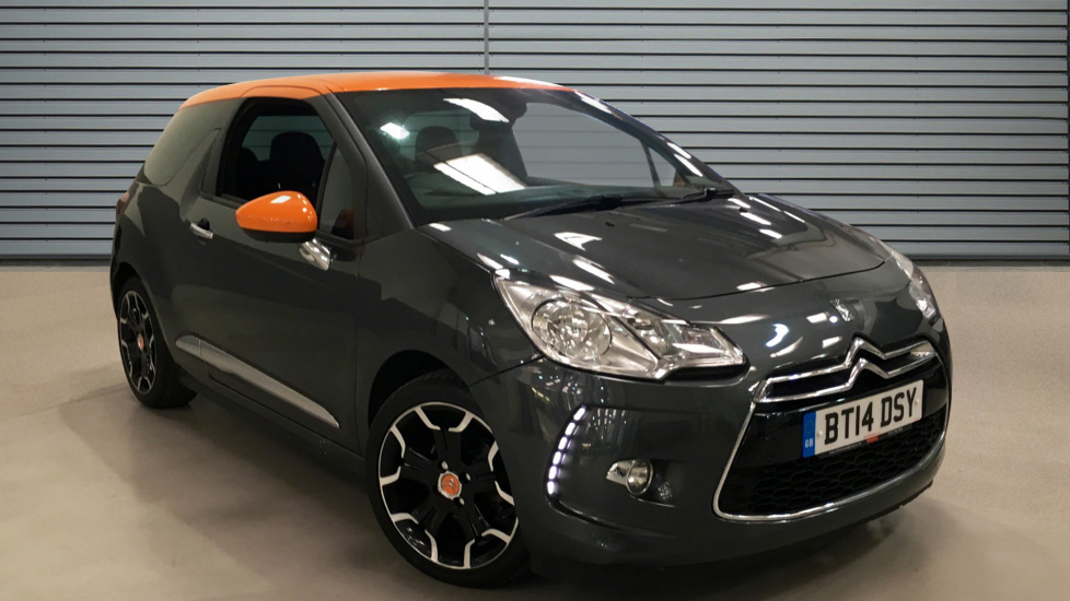 Used Citroen DS3 Hatchback 1.6 VTi DStyle By Benefit 3dr
