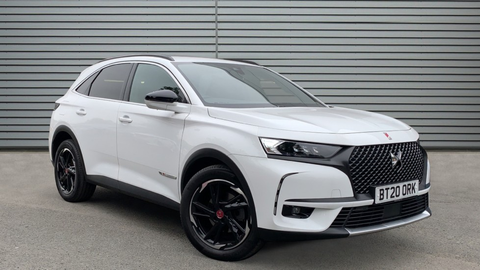Used DS Automobiles DS 7 CROSSBACK SUV 1.5 BlueHDi Performance Line Crossback (s/s) 5dr