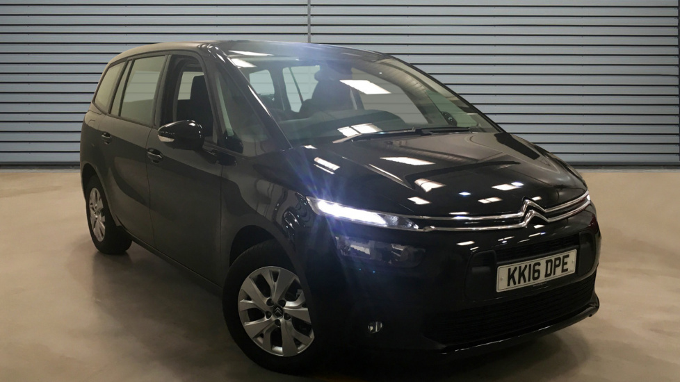 Used Citroen GRAND C4 PICASSO MPV 1.6 BlueHDi Touch Edition 5dr (start/stop)