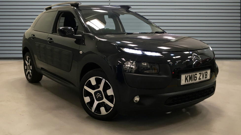 Used Citroen C4 CACTUS Hatchback 1.2 PureTech Flair 5dr (start/stop)