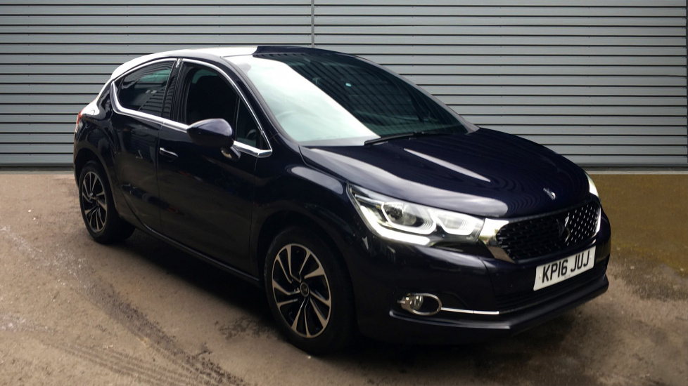 Used DS 4 Hatchback 1.6 BlueHDi Elegance 5dr (start/stop)