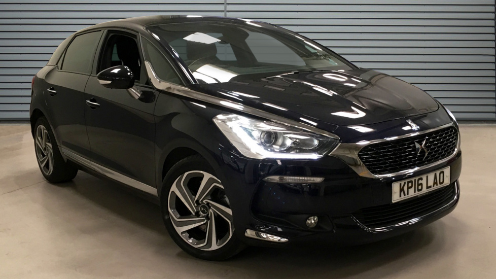 Used DS 5 Hatchback 2.0 BlueHDi Elegance EAT6 5dr