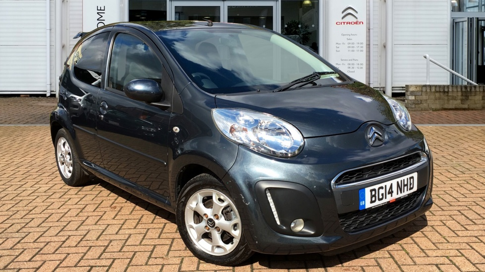 Used Citroen C1 Hatchback 1.0 i Platinum 5dr