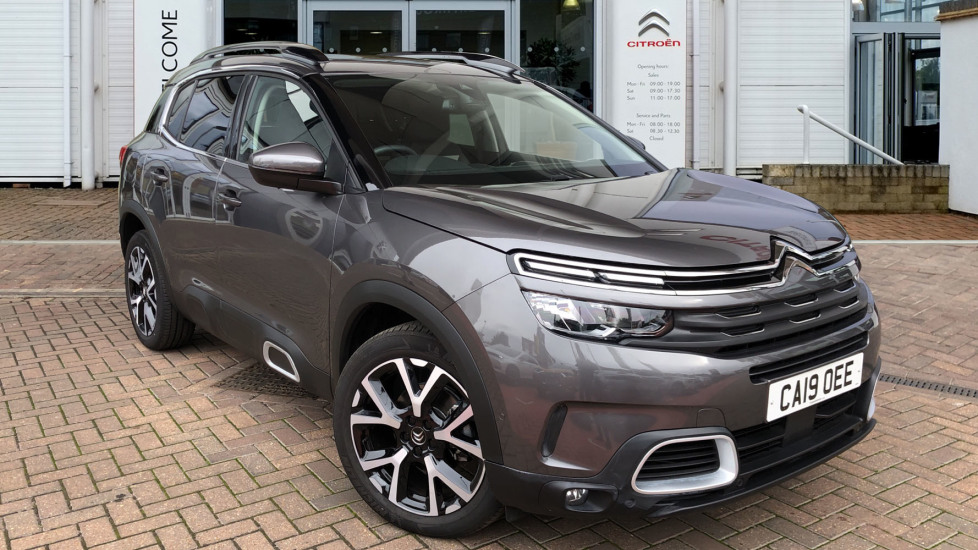 Used Citroen C5 Aircross SUV 1.2 PureTech Flair Plus (s/s) 5dr
