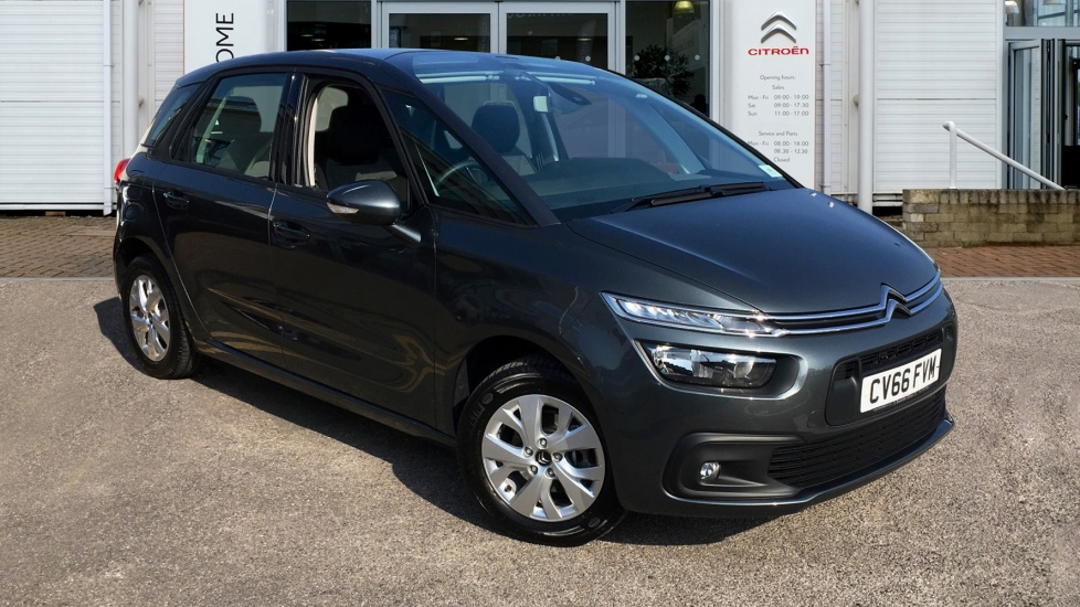 Used Citroen C4 PICASSO MPV 1.6 BlueHDi Touch Edition EAT6 5dr (start/stop)