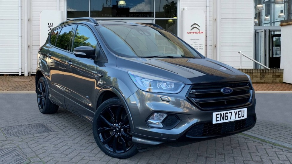 Used Ford Kuga SUV 2.0 TDCi ST-Line X Powershift AWD (s/s) 5dr