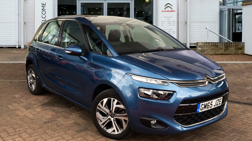 Used Citroen C4 PICASSO MPV 1.6 BlueHDi Exclusive EAT6 (s/s) 5dr