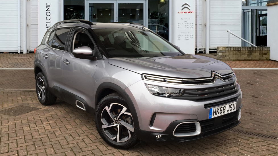 Used Citroen C5 Aircross SUV 1.2 PureTech Flair (s/s) 5dr