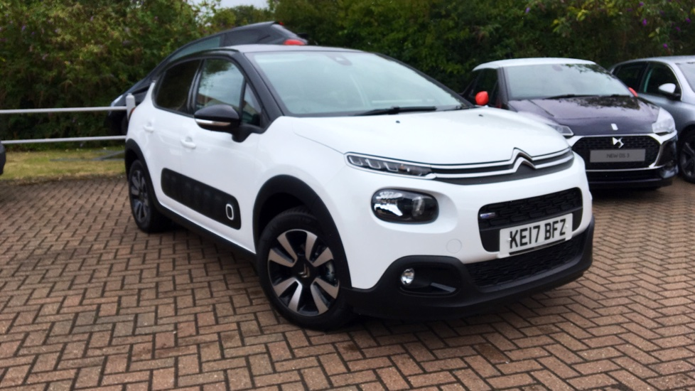 Used Citroen C3 Hatchback 1.2 PureTech Flair Hatchback EAT6 5dr (start/stop)