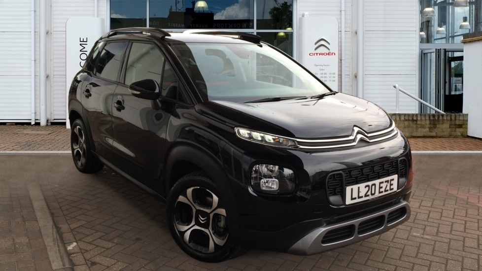 Used Citroen C3 Aircross SUV 1.2 PureTech Flair EAT6 (s/s) 5dr