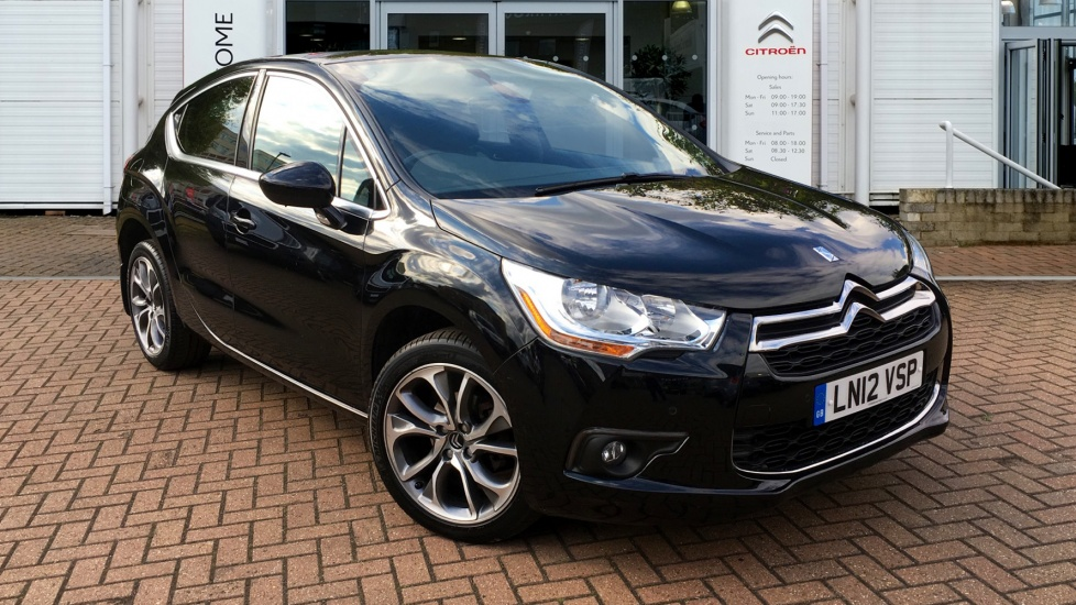 Used Citroen DS4 Hatchback 1.6 e-HDi Airdream DStyle EGS6 5dr