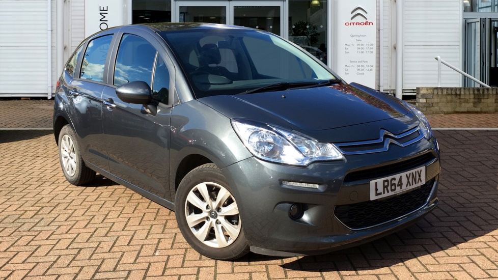 Used Citroen C3 Hatchback 1.4 HDi VTR+ 5dr