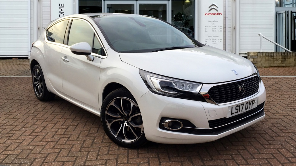Used DS 4 Hatchback 2.0 BlueHDi Prestige EAT6 5dr (start/stop)