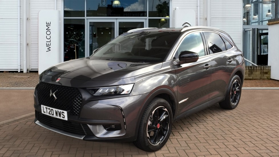Used DS Automobiles DS 7 CROSSBACK SUV 1.2 PureTech Performance Line Crossback (s/s) 5dr